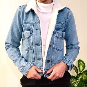 ➕NEW! ASOS Design Denim Jacket